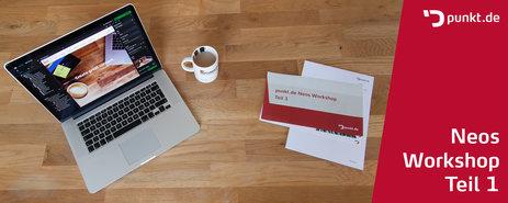 Neos Worksop mit vBox und proServer
