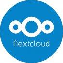 Nextcloud Logo rund